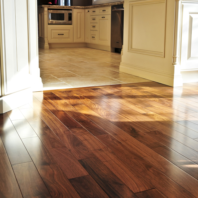 Solid Walnut Wood Flooring British Hardwoods - Black walnut hardwood flooring