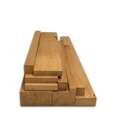 Oak Kiln Dried Hardwood Hobby Pack - 10kg
