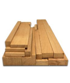 Oak Kiln Dried Hardwood Hobby Pack - 15kg
