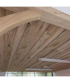 Sawn Oak Wall Cladding