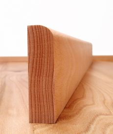Solid Beech Round Edge Architrave Set