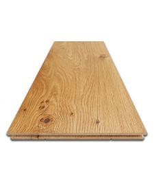 Brushed Provincial Oak Flooring - Sample