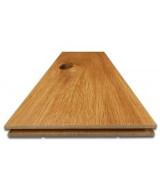 Character Solid Oak Flooring - Sample