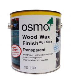 Osmo Wood Wax Finish 3137 Cherry 2.5L