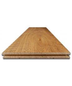 Brushed Classic Oak Flooring - Sample