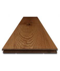 Fumed Classic Oak Flooring - Sample