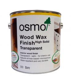 Osmo Wood Wax Finish 3161 Ebony 2.5L