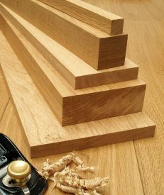 Planed All Round European Oak Timber