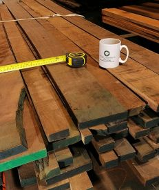 Sawn Prime American Black Walnut (per cubic foot)