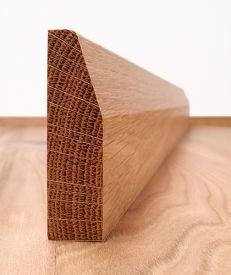 Solid American Oak Chamfered Architrave Set