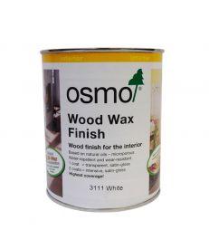 Osmo Wood Wax Finish 3111 White 750ml