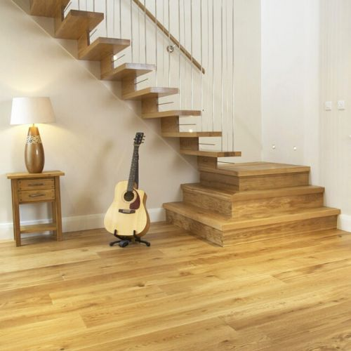 Character Grade Oak Flooring