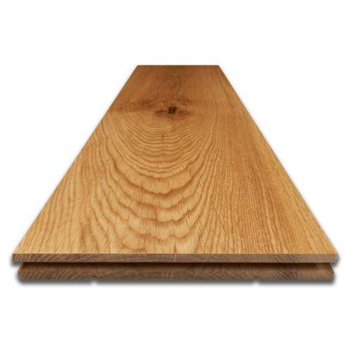 Classic Solid Oak Flooring - Sample