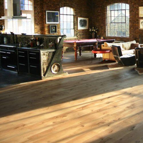 Engineered Character Grade Oak Flooring 15mm