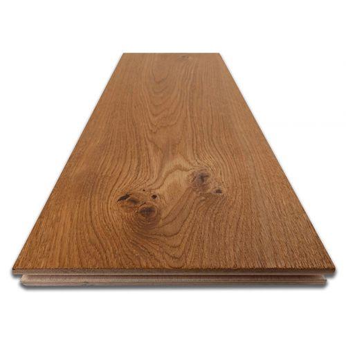 Tradition Aged Engineered Oak Flooring 20mm - Sample