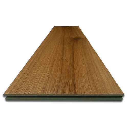 Fumed and Brushed Engineered Classic Oak 15mm - Sample