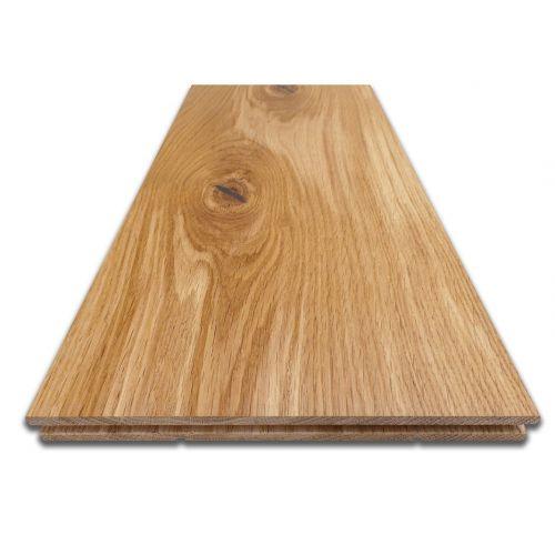 Provincial Solid Oak Flooring - Sample