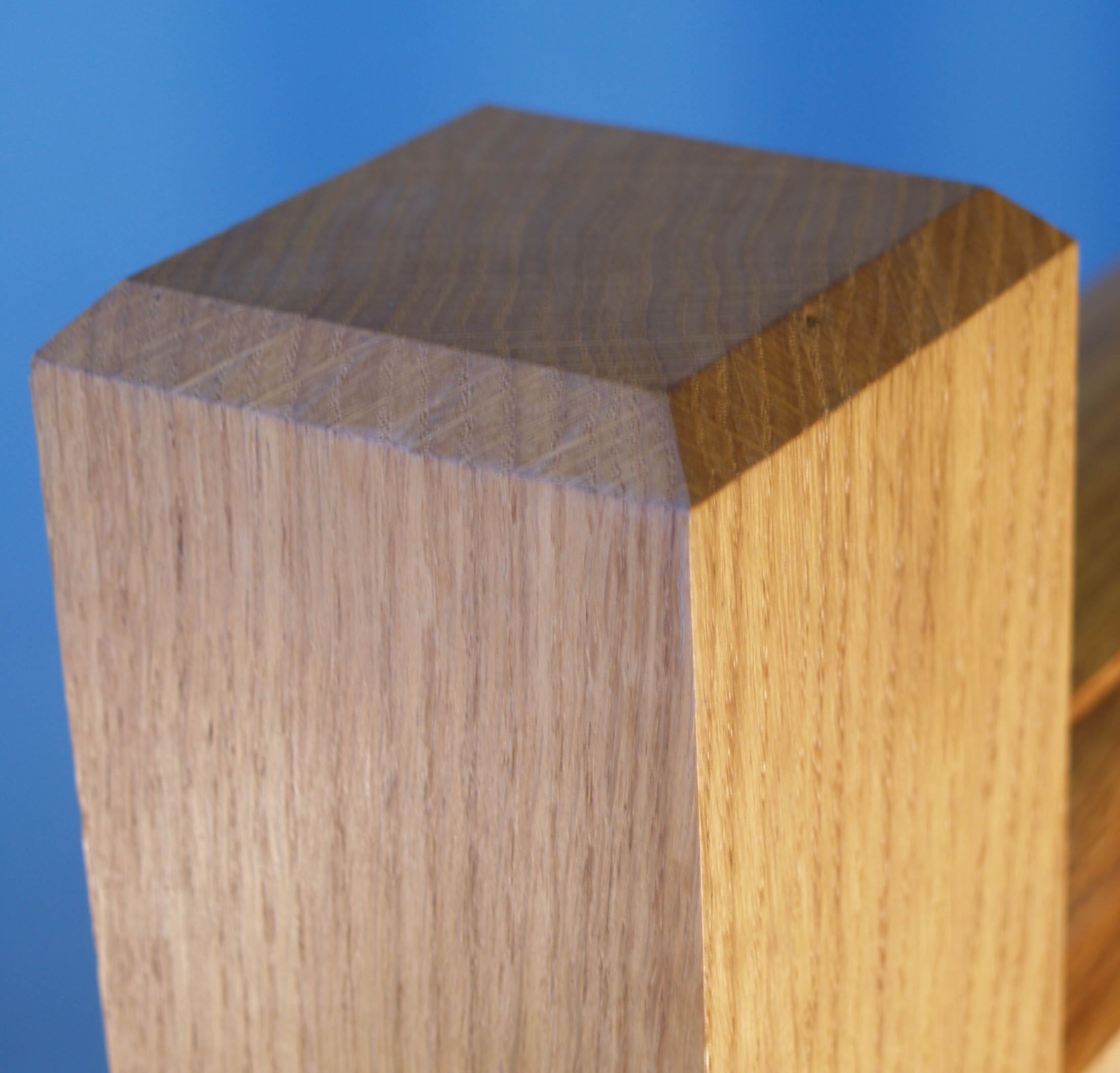 Square Newel Post