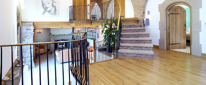 Wood Flooring Made in the UK