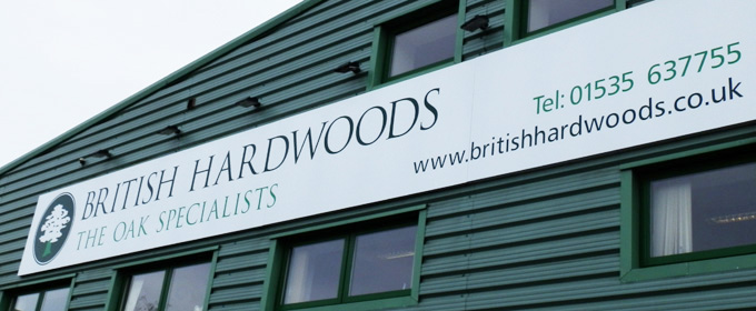 British Hardwoods Factory