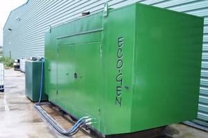 Scania Eco-generator