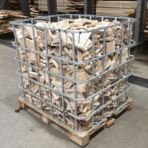 Half Price! Kiln Dried Firewood Offcuts - ONLY £25!