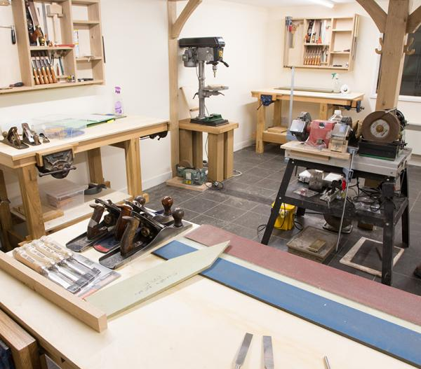 NEW! Two Day Course - Working with Wood
