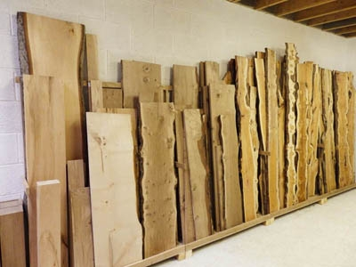 native timber