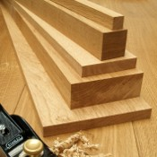 Planed All Round European Oak Timber