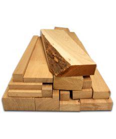 Oak Kiln Dried Hardwood Hobby Pack - 20kg