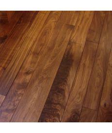 Prime American Black Walnut Solid Wood Flooring - Sample