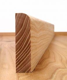 Solid Ash Round Edge Architrave Set