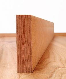 Solid Beech Square Edge Architrave Set