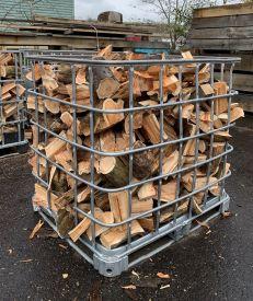 Firewood Air Dried Mixed Hardwood Logs