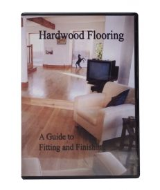 DVD Guide to Fitting and Finishing Hardwood Flooring