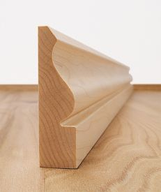 Solid Maple Ogee Architrave Set