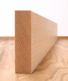 Solid Maple Square Edge Architrave Set