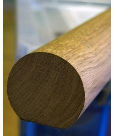 European Oak Mopstick Handrail