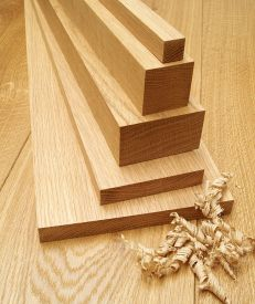Planed All Round Oak Timber