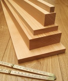 Planed All Round Beech Timber