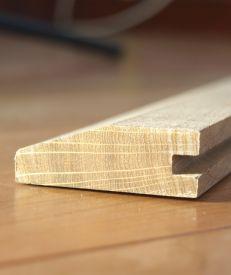 Solid Hardwood Reducer Door Threshold