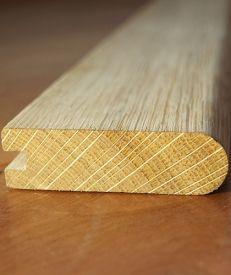 Solid Hardwood Stair Nosing