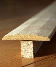 Solid Hardwood T Bar Door Threshold