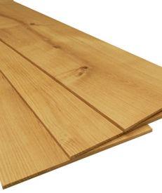Thin Oak Boards