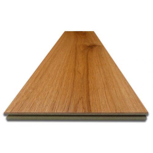 Brushed Engineered Classic Oak Flooring Sample