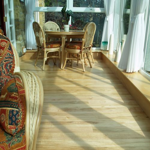 Canadian Maple Wood Flooring