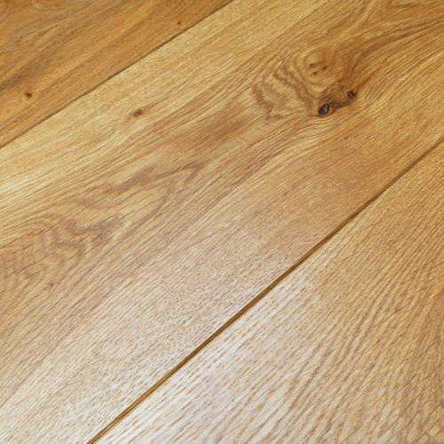 Engineered Classic Oak Flooring 20mm - Sample