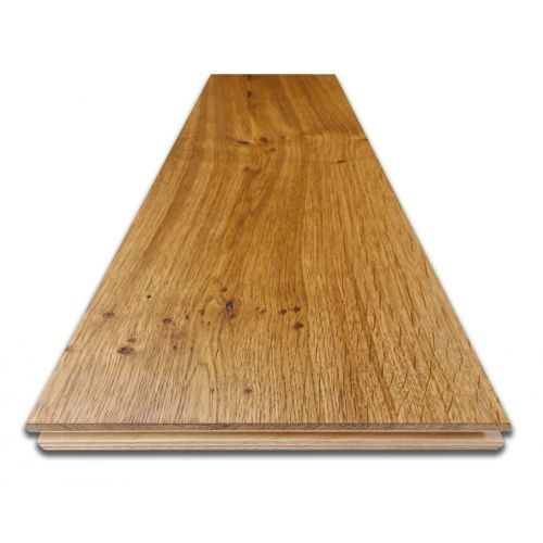 Engineered Character Oak Flooring 20mm - Sample