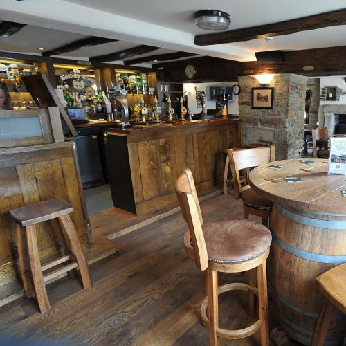 Tradition Aged Engineered Oak Flooring