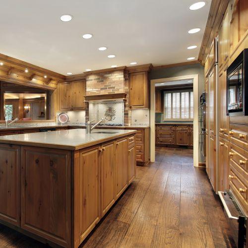 Tradition Aged Oak Flooring